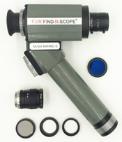 FIND-R-SCOPE Infrared Viewer -52X Plus Kit Model 84499C-52XP