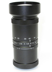 "85767HR - 1"" Format 16-64mm High-Res Zoom Lens"